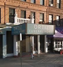R G Ortiz Funeral Home Willis Ave Bronx NY Funeral Zone