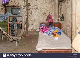 Poor Familys Home In Guatemala