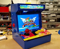 Arcade Cabinet Plans 32 Lcd by Diy Arcade Cabinet Kits More The Build Page