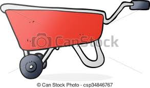 Wheelbarrow Vector Clipart Illustrations 6 119 Wheelbarrow clip art vector EPS drawings available to search from thousands of royalty free illustrators