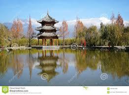 100 Banyantree Lijiang Banyan Tree Hotel In Stock Photo Image Of Yurongzhuang