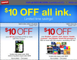 Staples $10 Off $50 Ink Purchase Printable Coupon - Al.com Universal Conspiracy Evolved By Nandi 25 Off Staples Copy Print Coupons Promo Codes January Best Canvas Company 2019 100 Secret Shopper 500 Business Cards For Only 999 At Great Cculaire Actuel Septembre 01 Octobre How To Apply Canada Coupon Code Roma Ristorante Mill Richmondroma And Sculpteo Partner On 3d Services 5 Off Printable Coupon Exp 730 Alcom