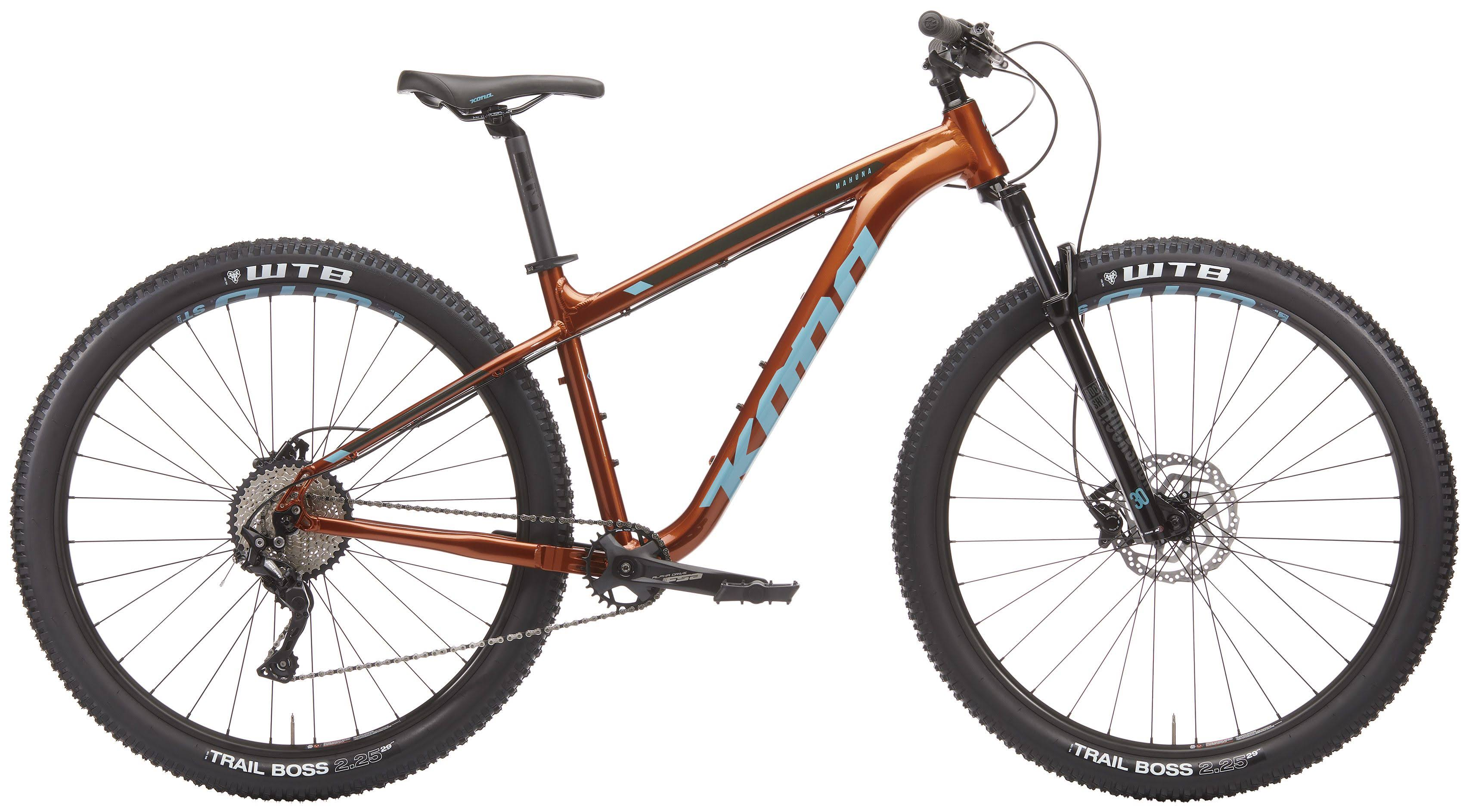 Kona Mahuna 2020 Gloss rust-Orange M