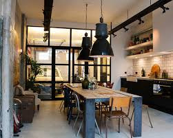 Key Elements for Achieving Industrial Interior Design