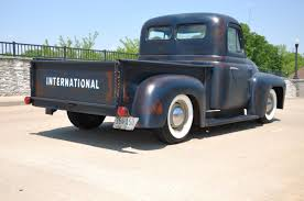 1953 International Pickup Picking Up The Pieces Of A Classic Truck Wsj 1953 Intertional Pickup Harvester A Series Wikipedia Old Stock Photos No Reserve Wkhorse Trucks For Sale The Linfox R190 Three L Pickup R110 Newer Chassis Acautocruse Patina Man History Bus Company Kampat On Vacation 1955 Rseries