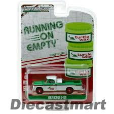 100 1962 Dodge Truck Details About Greenlight 164 Running On Empty Series 7 D100 Pickup 41070B