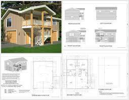 g418 Apartment Garage Plans