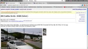 Craigslist Anniston Alabama Used Cars For Sale By Owner - Popular ...
