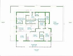 100 Barn Apartment Designs Floor Plans Inspirational 40 X 60 Pole Home