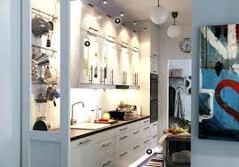 ikea armoire de cuisine inspiration cuisine ikea a kitchen with grey high gloss drawers