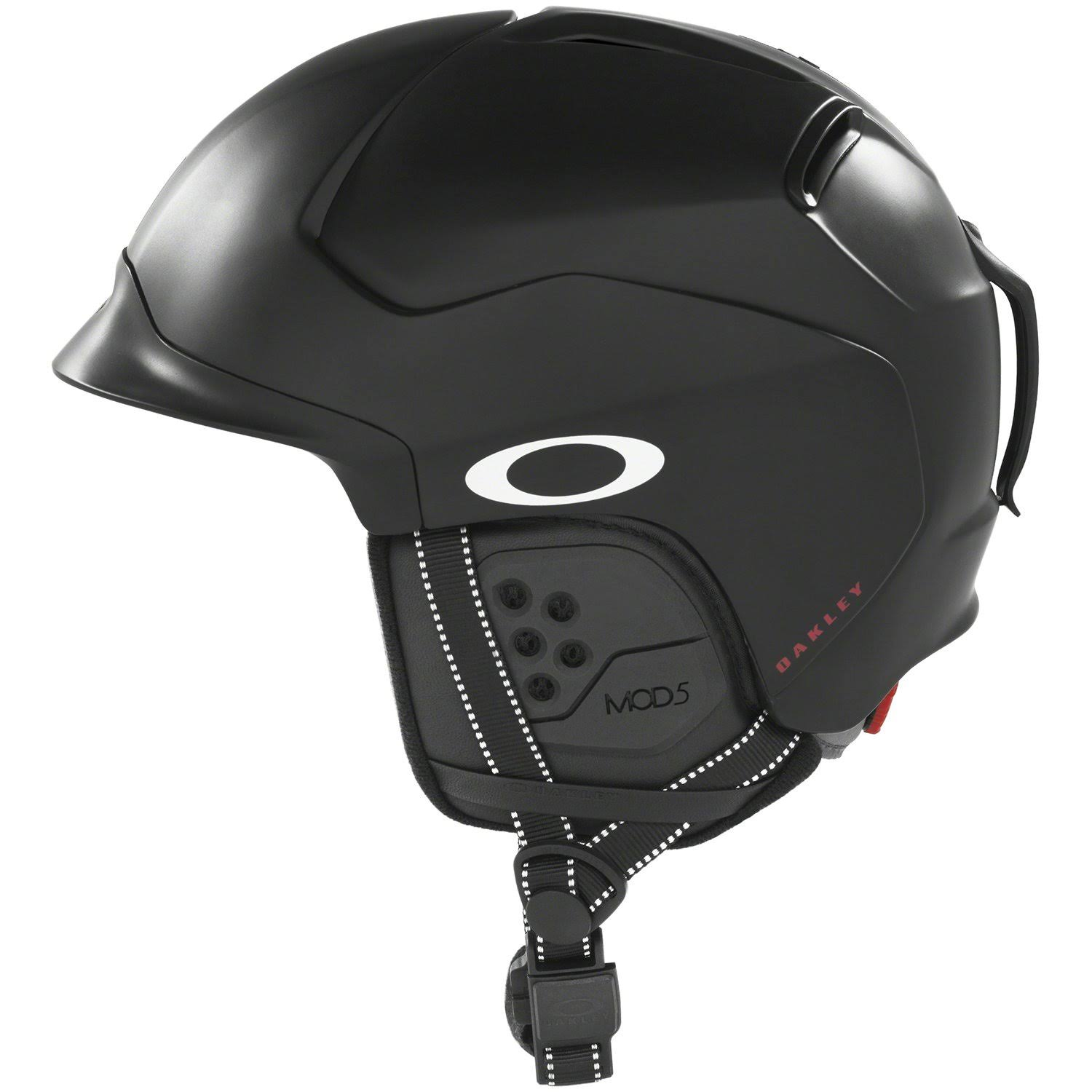 Oakley Mod5 Snow Helmet - Matte Black, Medium