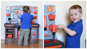 Step2 Heart Of The Home by Step2 Home Depot Big Builders Pro Workshop Review And Giveaway