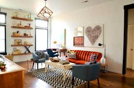 Decorations Rainbow Pleasing 70s Style Bedroom For Living Room Leading To A Teenagers At