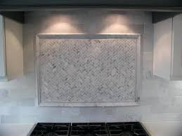 Carrara Marble Tile Backsplash by Tumbled Marble Tile Enlarge Picture Expert Clean U0026 Resealing