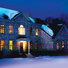 Star Shower Outdoor Christmas Projection Lights