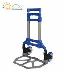 New Moving Stair Climbing Hand Truck Folding Hand Cart Dolly 80kgs ...