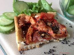 pate brisee au fromage tarte tomates oignons 2 fromages et pâte brisée sans œuf au sésame