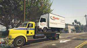 100 Rent Ryder Truck Al Izusu Box GTA5Modscom