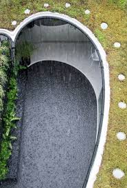 100 Tonkin Architects Curved Opening Frames Pond In London House Extension By