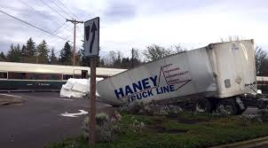 Amtrak Train Hits Back Of Semi-truck In Oregon | The Spokesman-Review