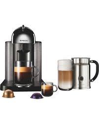 Nespresso VertuoLine Coffee And Espresso Machine Bundle 8 Cups
