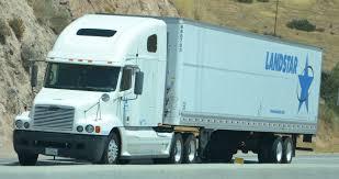 Landstar Freightliner Big Rig Truck 18 Wheeler Flickr Photo ...