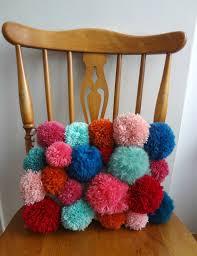 Little Treasures Pom Pom Pillow DIY
