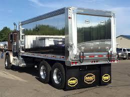 100 Dump Truck Body 2016 MAC Trailer 205 FT For Sale Alliance OH 8904689