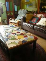 make a mosaic table top best big project ideas