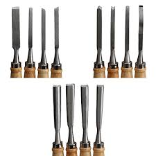 enpoint wood carving tools kit 12 pcs wood engraving knife set