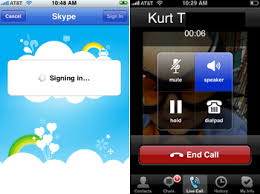 Smartphone Nation Skype ing to iPhone on Tuesday BlackBerry in May