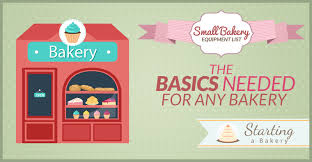 Small Bakery Equipment List The Basics Needed For Any