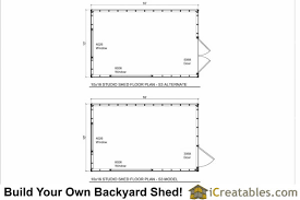 10x16 shed floor plans bike storage shed ideas