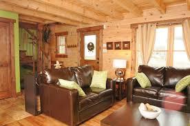 log cabin decorating ideas modern Simple but Beautiful Log Cabin