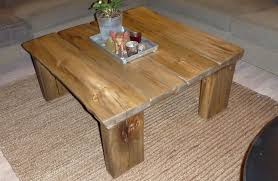 make a coffee table out of door cost to build wood img thippo