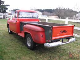 1957 GMC CUSTOM CAB PICKUP TRUCK WITH 350 CHEVY V8 4SPD PICKUP TRUCK PU 1957 Gmc Napco 100 4x4s Pinterest Trucks 4x4 And Cars Stepside Truck Youtube Sema 2017 Ls3powered Built From The Ground Up On A Suburban For Sale Near Des Monies Iowa 50309 Classics On Ctr37 Gmc Black And White Tote Bag Sale By Steve Mckinzie Panel New Sierra Marks 111 Years Of Pickup Heritage Matchbox Wiki Fandom Powered Wikia Build Update 03 Ultra Motsports Llc 600 Series Original Color Sales Brochure Folder