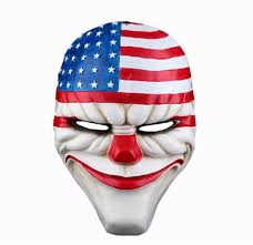 Payday 2 Halloween Masks Disappear by Online Payday 2 Dallas Mask Heist Joker Costume Props Collection
