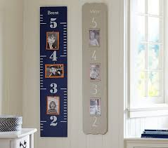 Pottery Barn s Growth Charts Celebrate your Pregnancy with a