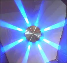 blue led wall lights stun ceiling lighting ceilings