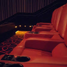 New reclining seats Palisades Center AMC Picture of AMC