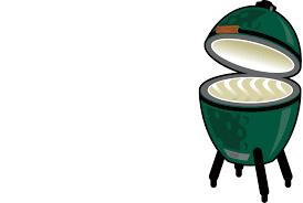 Big Green Egg Dishes Clipart Load Dishwasher