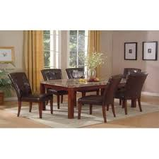 Figgs Watford Marble Top Dining Table