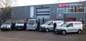 service engineer rates blyth woodmachinery