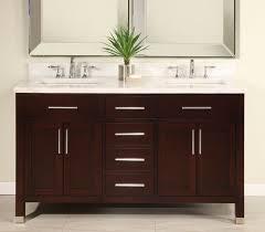 innovative double sink vanity top 60 inch bathroom beautiful
