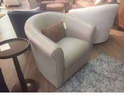 Natuzzi Swivel Chair Brown by Natuzzi Editions Shop By Brand