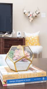 5 Fresh & Creative Ways To Integrate Flowers In Your Home - A ... Guest Blogger Amy From Modern Chemistry At Home 844 Best Living Room Images On Pinterest Diy Comment And Curtains Interior Designer Nicole Gibbons Of So Haute The Design Bloggers A Book By Ellie Tennant Rachel 14 Blogs Every Creative Should Bookmark Style The S 12 Tiny Desks For Offices Hgtvs Decorating Five Jooanitn Minimalist
