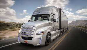 Self-Driving Semi Trucks Hit The Highway For Testing In Nevada ...