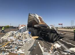 Medical Waste From Truck Crash Spills Across I-10 In Arizona ... Driver Inattention Eyed In Deadly Hwy 401 Triple Commercial Truck 3 Semitruck Crash Due To Snarls Blaine Crossing No Lifethreatening Injuries Loggingtruck That Closed Video Semitruck Loses Control Crashes Into Gas Station Cajon Charged On Qew Burlington 570 News Hard Stock Photo Image Of Cars Highway Negligent 733980 Highway Delays After Otago Daily Times Online News Tesla Model S Firetruck California What We Know So Far Man Injured When Suv And Box Lancaster Township 2 The Molokai Update Two Killed N1 Container Cape Argus New Jersey School Bus Crashes Dump Truck Time