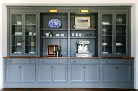 Amazing Built In Dining Room Cabinet Dark Gray Cabinets And Shelves Diy