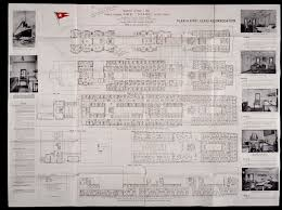 Titanic B Deck Plans by Rms Titanic Fact Sheet Explore Royal Museums Greenwich